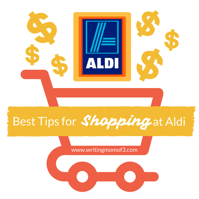 Tips for Shopping at Aldi | save money on groceries without clipping coupons