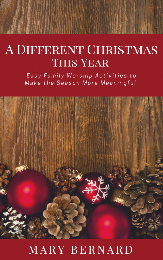 A Different Christmas This Year - Make Christmas Different This Year