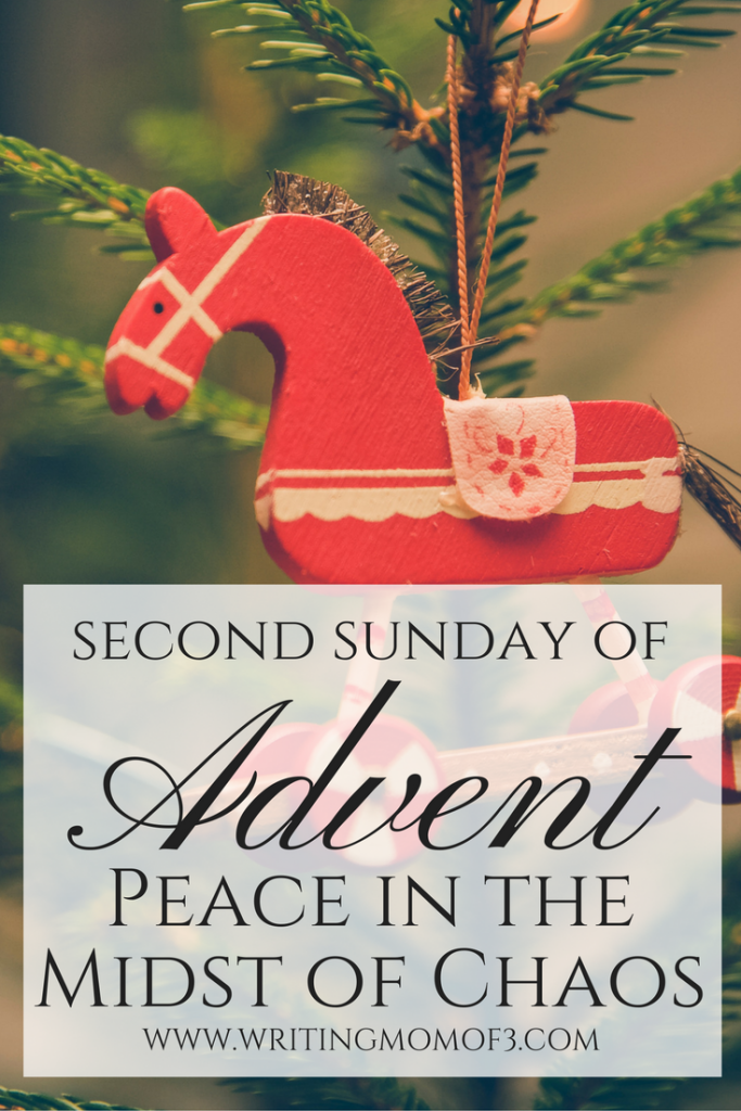 Advent worship | Second Sunday of Advent | Christmas tradition