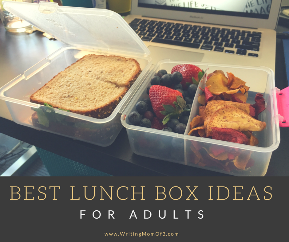 Best lunch box ideas for adults | what to pack in a lunch box